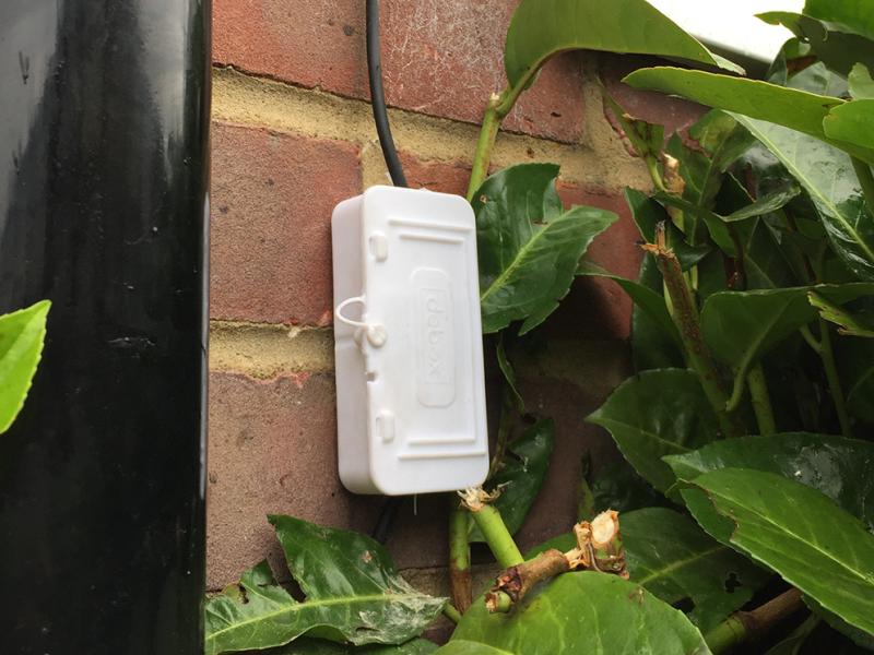 External Cable Cut