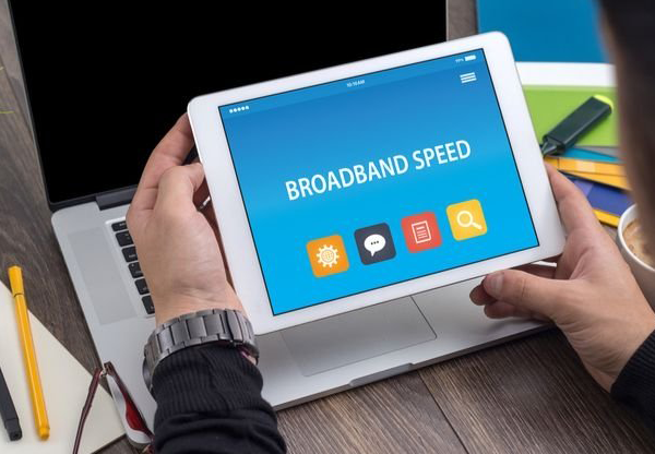 Who is the UK's fastest broadband provider?